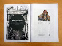 OneGiantArm #layout #oga #magazine