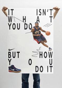 HORT vs NIKE #nike #short #poster