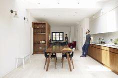A Kitchen on Wheels / Turner Architects