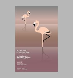 Altamira Industrial Complex Art & Design by D. Kim #poster