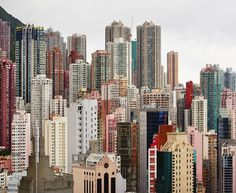 Image Spark dmciv #towers #urbanism #architecture #facades