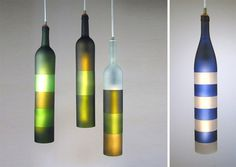 25 Creative Wine Bottle Chandelier Ideas