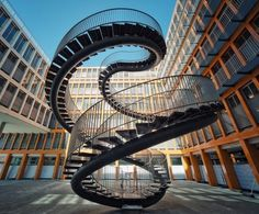 DeadFix » Stairs #stairs #art #installation