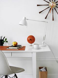 Joanna Lavén #desk #interior