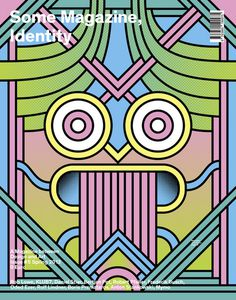 Some Magazine (Halle, Allemagne / Germany) #design #graphic #cover #illustration #editorial #magazine