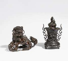 Two Incense Burners