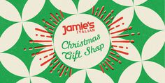 Jamie's Italian – Christmas Packaging #christmas