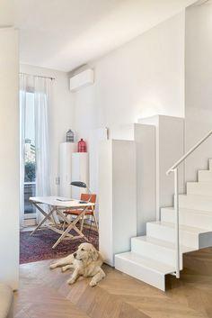 210 sqm Apartment Renewal by Bartoli Design 12