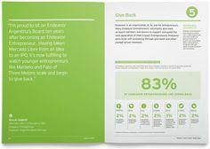 Work | Joshua Levi #print #infographics #annual report