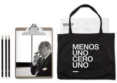 www.menosunocerouno.com #identity