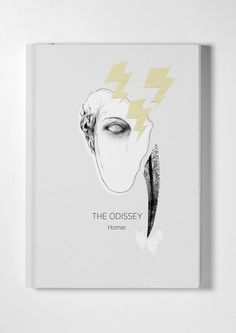 The Fox Is Black » Re-Covered Books: 'Odyssey' #book #cover