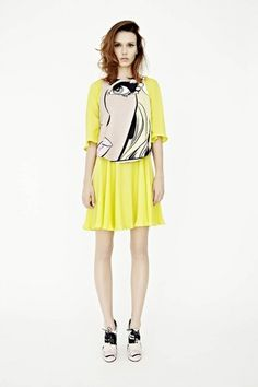 Karla Spetic AW12 Lookbook   Oyster Magazine #fashion #lookbook #karla septic