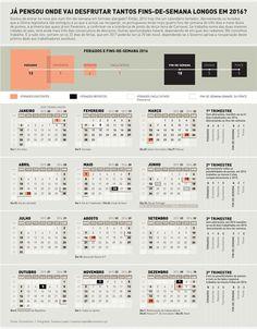 Infografia, infographic, calendario