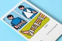 first_aid_4.jpg 600×400 pixels #70s #illustrations