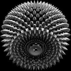 Where Art Meets Gif: The Hypnotic Animated Gifs of David Szakaly