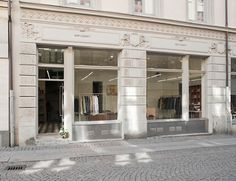 Arrhov Frick: Our Legacy Store – Gothenburg - Thisispaper Magazine #retail