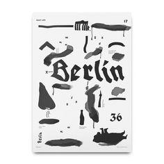 Berlin on Behance