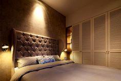 Modern Rustic Apartment by Studio Oj - bedroom, bedroom design, bed, bedroom decorating, #bedroom