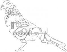Portfolio 1 : JAMIE CULLEN #jamie #illustration #cullen #bird