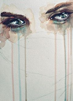 alkd;fjakds #emotion #watercolor #painting