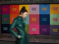 Moscow Logo color variations
