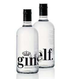 Ginself Packaging by Conca & Marzal #packaging #conca #marzal