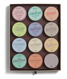 Chocolates with attitude 2012 on Packaging Design Served #packaging #chocolate
