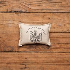 Be Brave Balsam Pillow #tech #gadget #ideas #gift #cool