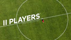 11 Players Magazine - Diego Aguilar #logo