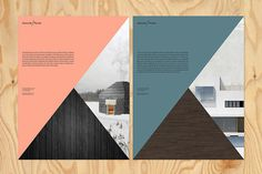 Aamodt/Plumb on Behance #identity