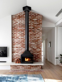 fireplace / Capabuild Developments