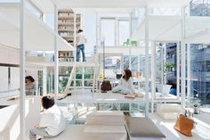 House NA by Sou Fujimoto Architects (video) | HomeDSGN, a daily source for inspiration and fresh ideas on interior design and home decoration. #house #na