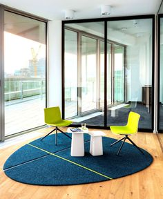 Patchwork Rug Collection by Werner Aisslinger free form area rugs #rugs #carpets #flooring