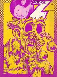 oz27cov.jpg (JPEG-afbeelding, 610x830 pixels) #graphic design #type #cover #magazine