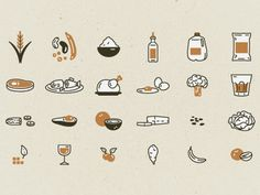 Paleo 1 #icons #food #thanksgiving