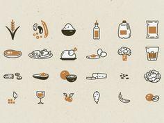 Paleo 1 #thanksgiving #icons #food