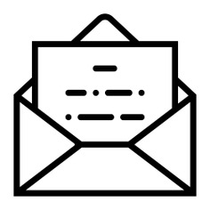 See more icon inspiration related to mail, note, email, open, envelope, message, contents, web and interface on Flaticon.