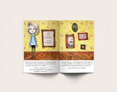 Children's Book Illustrations: Los Ratoncitos de PixWix on Behance #childrenbookillustrations #kidsbooks