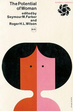 book cover, 1960s, Rudolph de Harak