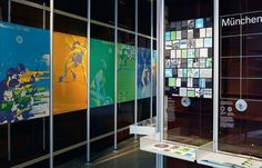 72: Otl Aicher | Bibliothèque Design #otl #design #graphic #exhibition #aicher #bibliotheque