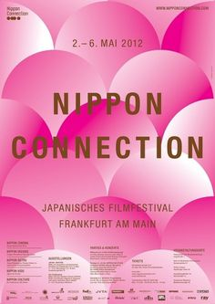 Nippon Connection 2012 #japan #poster