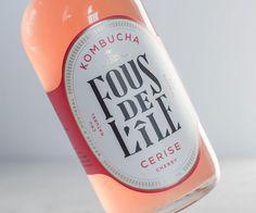 kombucha, bottle, drink, french, beauty, package