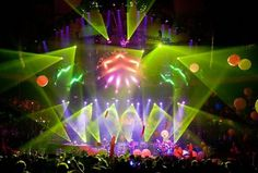 NYE @ MSG 2010 > 2011 - Online Phish Tour #music