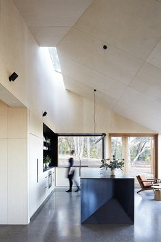 Two Halves House by Moloney Architects 5