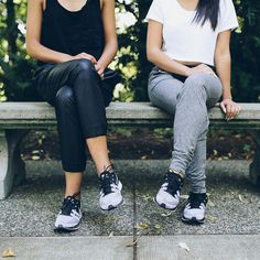 Ladies in Flyknits