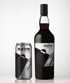 Noire : Lovely Package . Curating the very best packaging design. #product #package