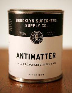 l'Eugenio tascabile #antimatter