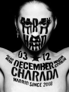 Typeverything.com - Yohei Oki for Charada Club 3rd... - Typeverything