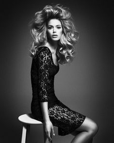 Doutzen Kroes by Daniele & Iango for Vogue Korea #fashion #photography
