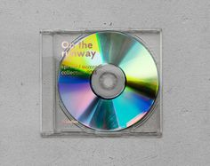 CD Cover #cover #cd #minimalism